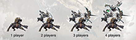 Up to 4 Players