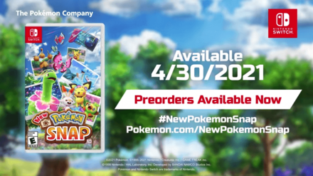 New Pokemon Snap Release Date.png