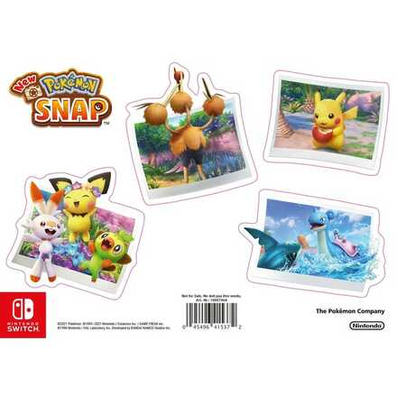 New Pokemon Snap - Stickers.jpg