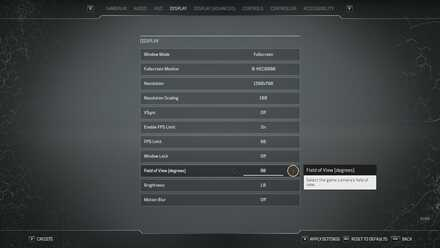 Outriders Controls and Best Settings Guide - Field of View.jpg