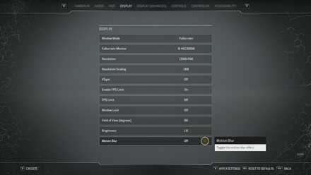 Outriders Controls and Best Settings Guide - Motion Blur.jpg