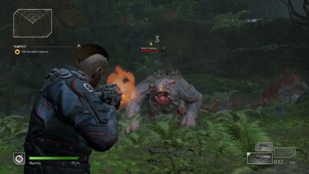 Outrider - Kill the Wild Creature