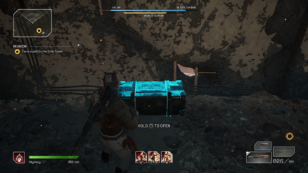 Outriders - Reunion Chest 4
