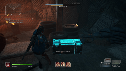 Outriders - Reunion Chest 2