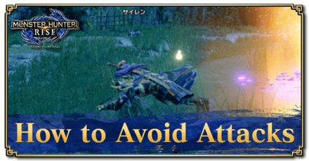 How to Avoid Attacks Banner