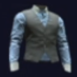 Tear-Resistant Office Shirt and Vest