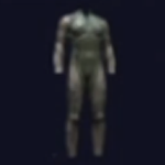 Worn Netrunning Suit