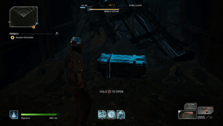 Outriders - Payback Chest 1