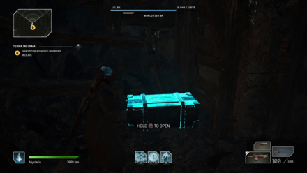 Outriders - Terra Infirma Chest 1