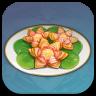 Genshin - Иконка Цветок лотоса Crisp