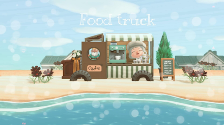 ACNH - Food Truck