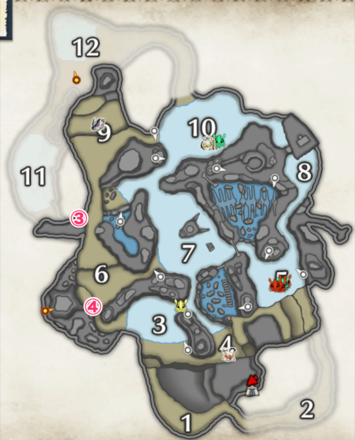 Frost Islands Rampage Records Map.png