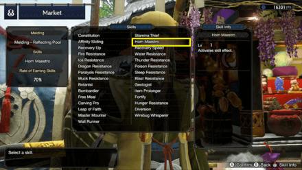 Monster Hunter Rise - Horn Maestro Talisman.png