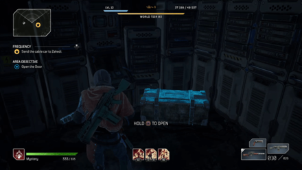 Outriders - Frequency Chest 9