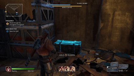 Outriders - Frequency Chest 5
