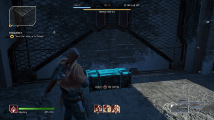 Outriders - Frequency Chest 8