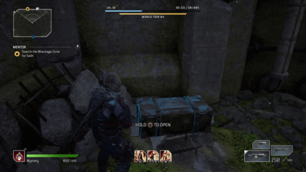 Outriders - Mentor Chest 6