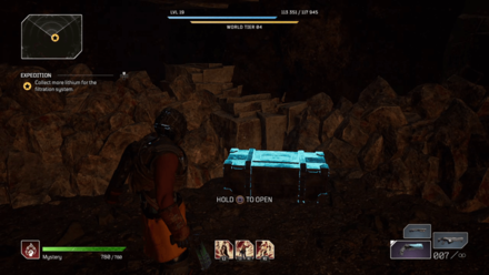Outriders - Expedition Chest 3