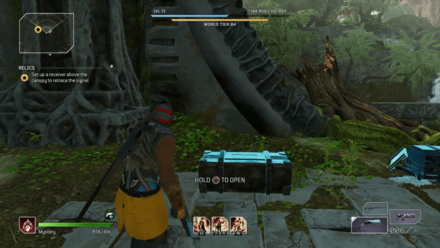 Outriders - Relics Chest 3