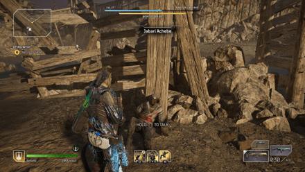 Outriders - Dying Wish Return to Jabari