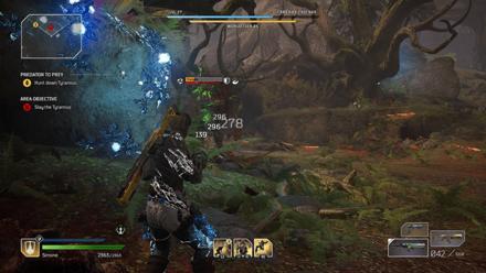 Outriders - Predator to Prey Hunt Down Tyrannus
