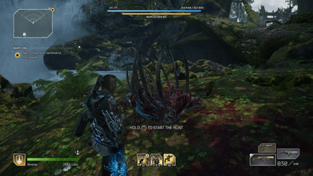 Outriders - Hunter - Moldfang Bones Location
