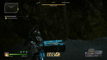 Outriders - The Other Ingredient Chest Location1