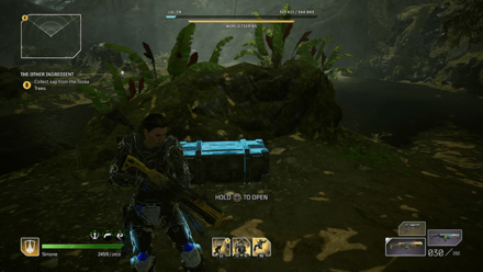 Outriders - The Other Ingredient Chest Location2