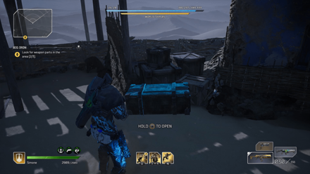 Outriders - Big Iron Chest Location2