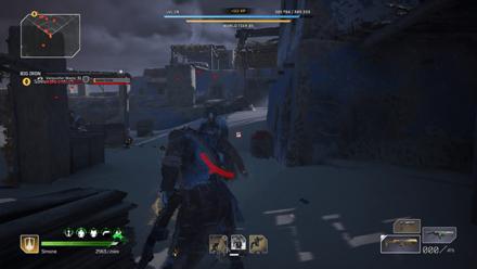 Outriders - Big Iron Survive the Ambush