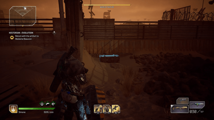 Outriders - Historian - Evolution Chest Location1