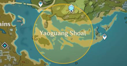 Genshin - Wishful Drops Area 3