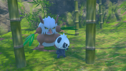 Shiftry and Pancham.png