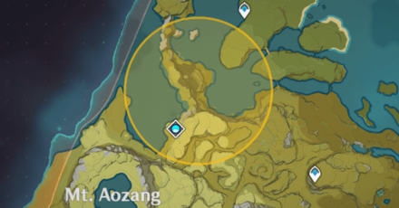 Genshin - Wishful Drops Area 5