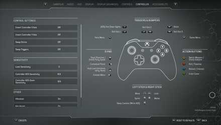 Outriders Controls and Best Settings Guide - Xbox Controller Setup
