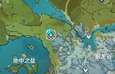Genshin - Tenacity of the Millelith Location