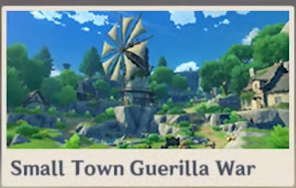 Genshin - Small Town Guerrilla War