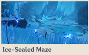 Genshin - Ice-Sealed Maze