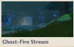 Genshin - Ghost-Fire Stream