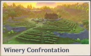 Genshin - Winery Confrontation