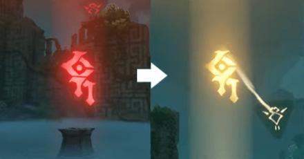 Genshin - Battlefront Ancient Rune Keys