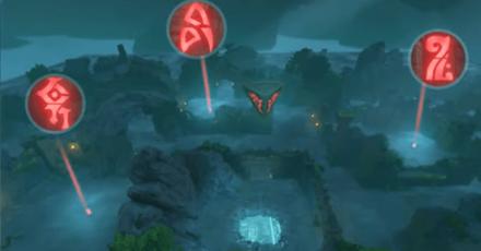 Genshin - Battlefront Ancient Runes