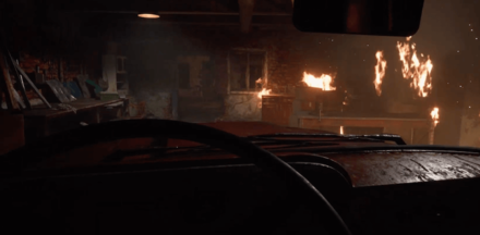 Resident Evil Village Truck