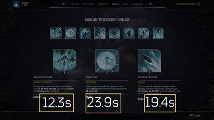 Cooldown Reduction Shards