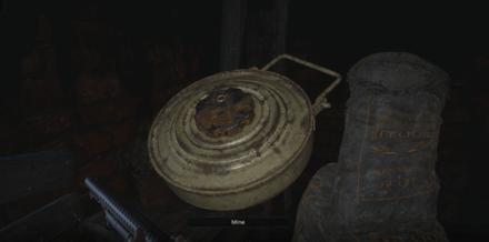 Resident Evil Village Mine