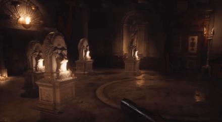 Resident Evil Village 4 Statues