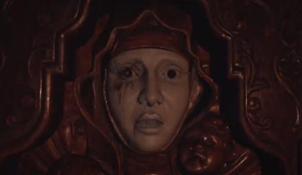Resident Evil Village Maroon Eye Door