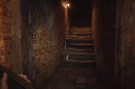 Resident Evil Village Escape from Bela