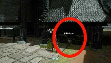 Monster Hunter Rise - Kamura Villager Ikari.jpeg