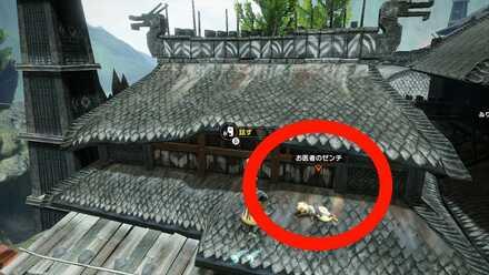 Monster Hunter Rise - Kamura Villager Zenchi.jpeg